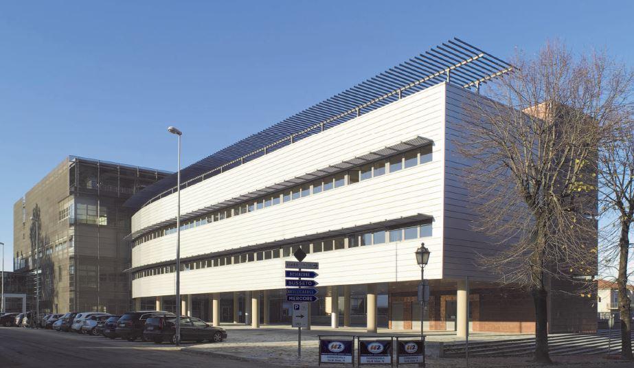 Hospital Addition | The A  & E  Italian Partnership